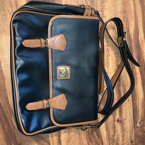 Beverly Hills polo club beautiful leather bag